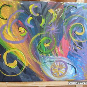Arts Thérapie, poitiers, 2012